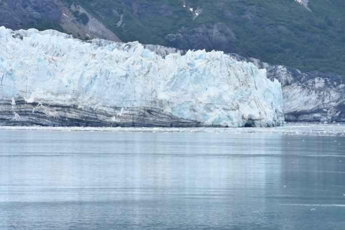 photo of an iceberg